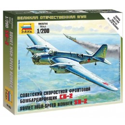 ZS61851/200 SOVIET BOMBER...