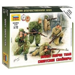 ZS61931/72 SOVIET SNIPERS