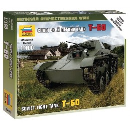 ZS62581/100 T-60 SOVIET...