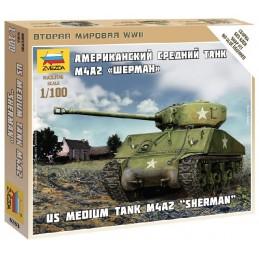 ZS62631/100 SHERMAN M-4