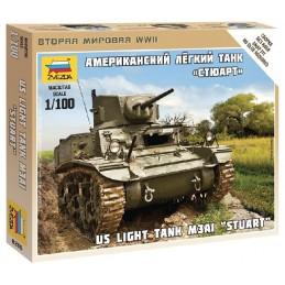 ZS62651/100 US LIGHT TANK...