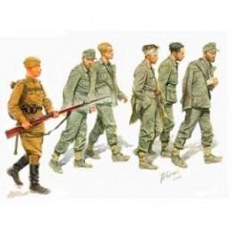 MB3517 Prigionieri tedeschi...