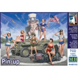MB35183 Pin-Up 6 figure...