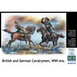 MB35184 Cavalleria Inglese...