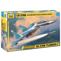 ZS72941/72 Sukhoi SU-27 UB