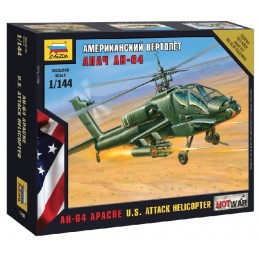 ZS7408	1/144 APACHE HELICOPTER