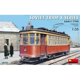 MA380201/35 Soviet Tram...