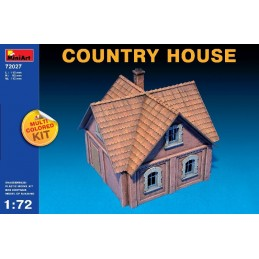 MA72027	1/72 COUNTRY HOUSE