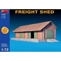 MA72029	1/72 FREIGHT SHED