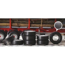 IT3890 Trailer Rubber Tyres