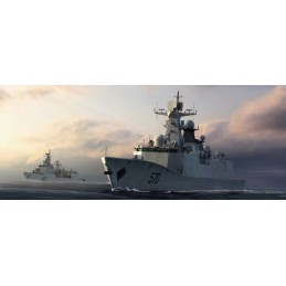 TR 04543 PLA NAVY TYPE 054A...
