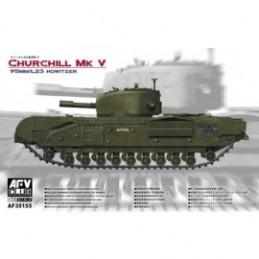AF35155 Carro Churchill MK...