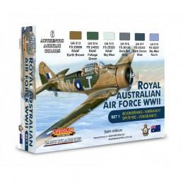 XS01 Aerei Australiani Set 1