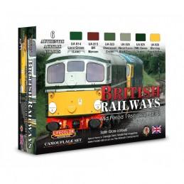 XS11 Treni Inglesi Set 2