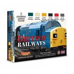 XS12 Treni Inglesi Set 3