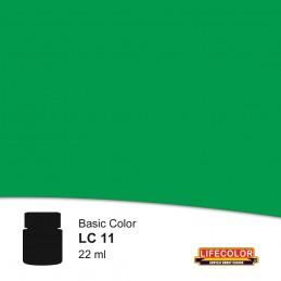 Verde Chiaro Opaco FS LC11