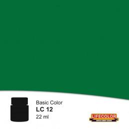Verde Scuro opaco FS34115 LC12