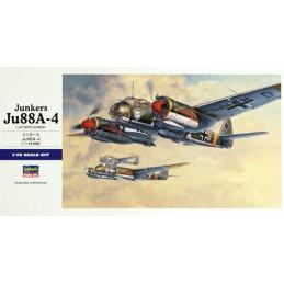 HAE25 Junkers Ju88A-4 1/72