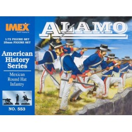 IMX553 Mexican Round Hat...