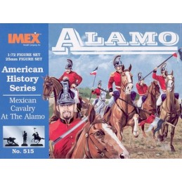 IMX515 Mexican Cavalry At...
