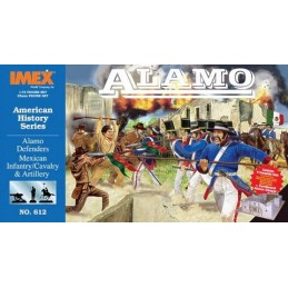 IMX612 Alamo Set 1/72
