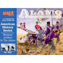 IMX520 Mexican Artillery At...