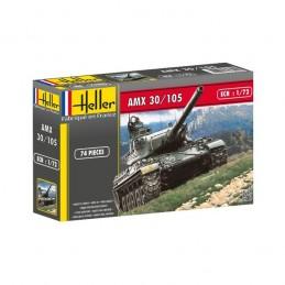 HEL79899  AMX 30/105 1/72