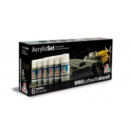IT436AP ACRYLIC SET :WWII...