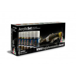 IT437AP ACRYLIC SET: WWII...