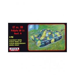 Attack 72807 LT vz.38 / Pz...
