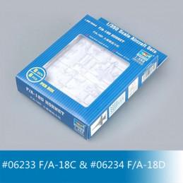 TR06233 F/A18C HORNET 1/350