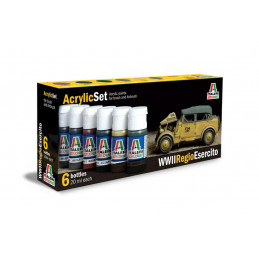 IT441AP ACRYLIC SET WWII...