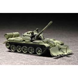 TR 07284  T-55 WITH BTU-5 1/72
