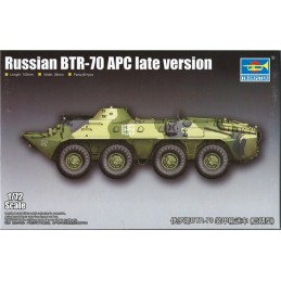 TR07138 BTR-70 APC late...