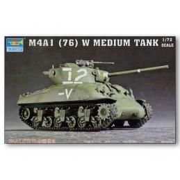 TR07222 M4A1 (76) W Sherman...