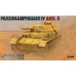 WAW009 1/72 - Pz.Kpfw. IV...