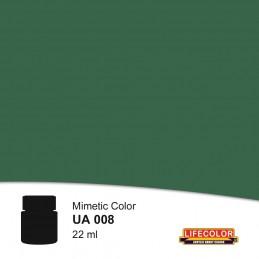 UA008 Verde Medio 42 FS34092