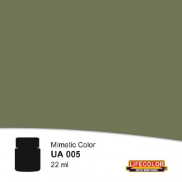 UA005 Verde Oliva 41 FS34088