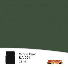 UA001 Verde Scuro FS34079