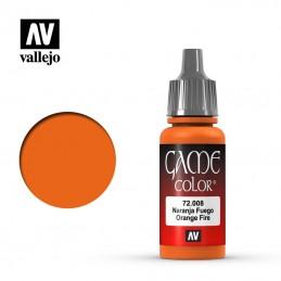 AV72008 Orange Fire -...