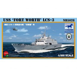 CB-NB5028 1/350 USS Fort...
