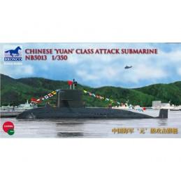 CB-NB5013 1/350 sottomarino...