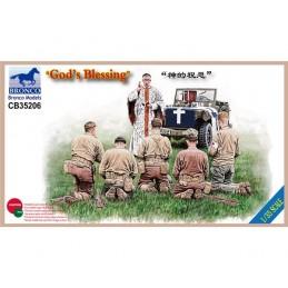 CB35206 1/35 God's Blessing...