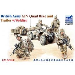 CB35207 1/35 British Army...