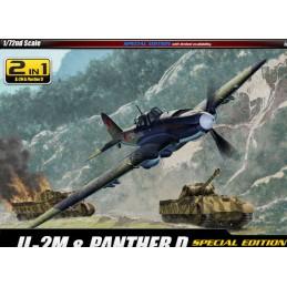 AC12538 IL-2m & Panther D 1/72