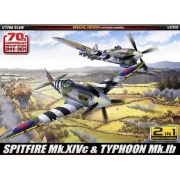 AC12512 SPITFIRE Mk.XIVc &...