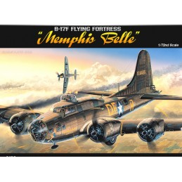 AC12495 B-17F MEMPHIS BELL...