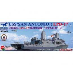 CB-NB5051 1/350 LPD-22 USS...