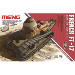 ME-TS008 1/35 French FT-17...
