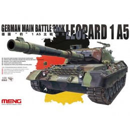 ME-TS015 1/35 German Main...